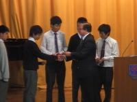 Assembly - April 2008