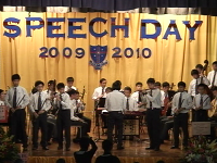 Speech Day 2009 - 2010 - Chinese Orchestra Performance