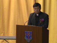 Speech Day 2009 - 2010 - Father Chow's Speech